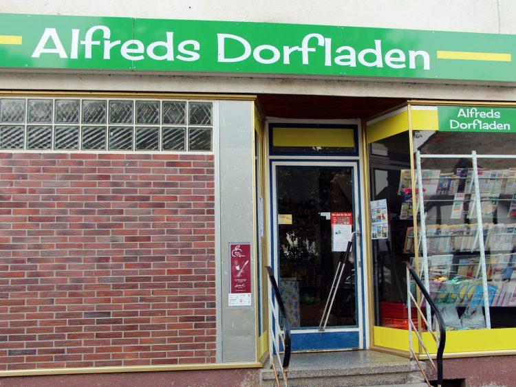 Einkaufen Alfreds Dorfladen in Gonterskirchen