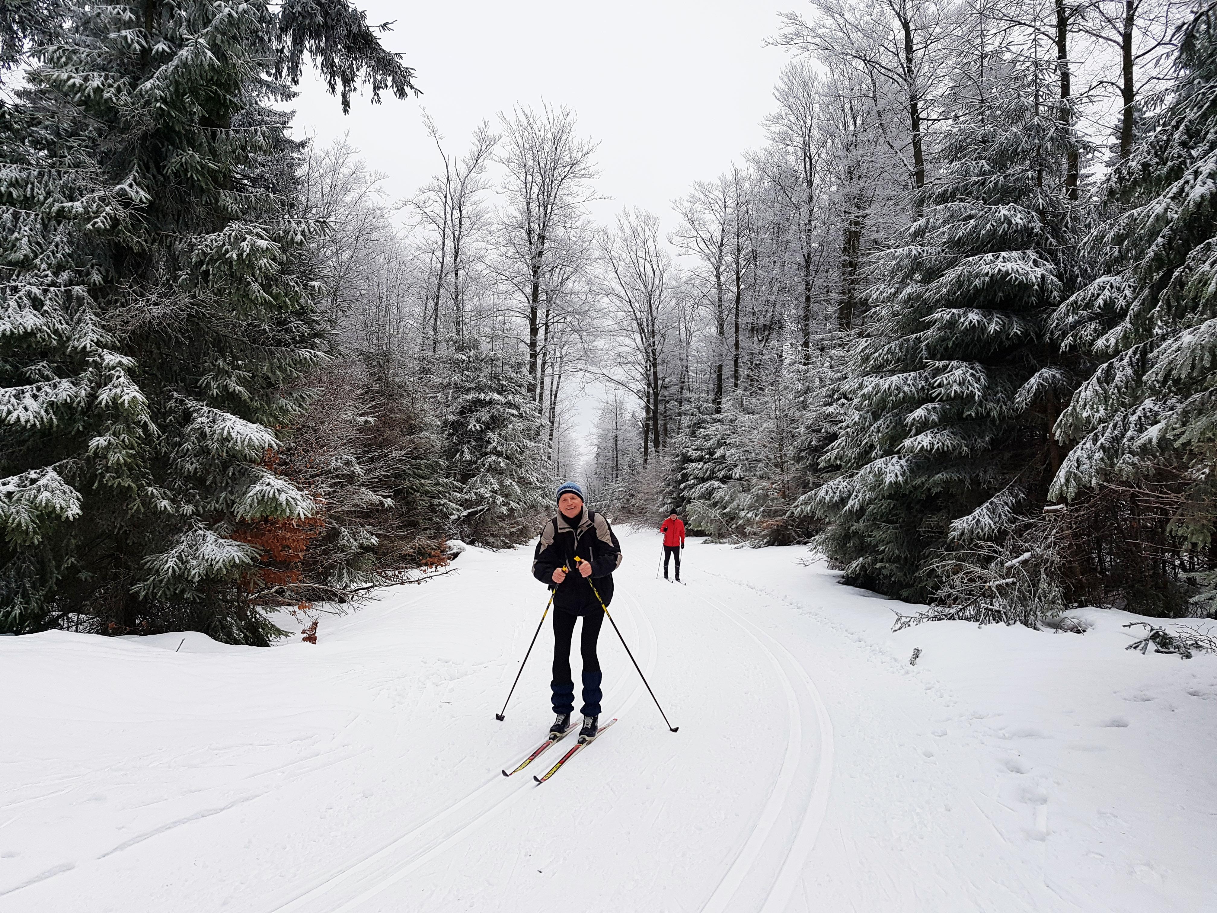 Im Vogelsberg skifahren | Ferienhaus im Skigebiet in Deutschland