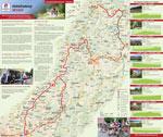 Urlaub mit dem Fahrrad im Vogelsberg