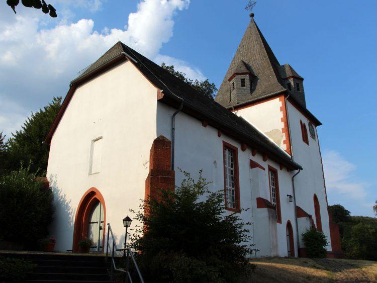 Evangelische Kirche in Laubach-Gonterskirchen