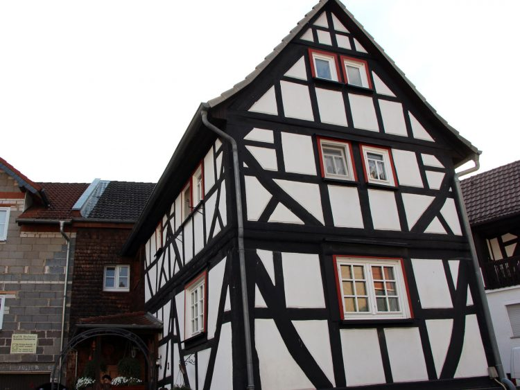 Fachwerkhaus, Bachstrasse 3, Gonterskirchen