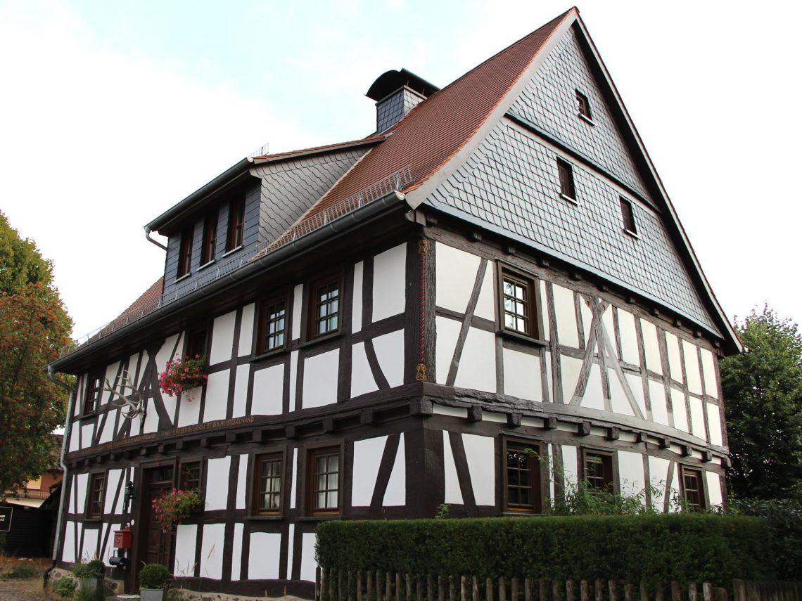 Kulturdenkmäler Laubach, Denkmalschutz,