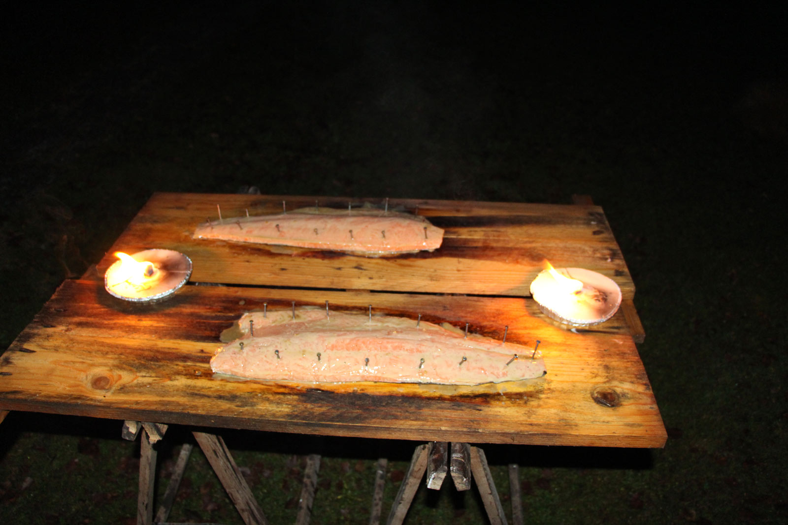 Flammlachs marinieren Gewürz Rezept