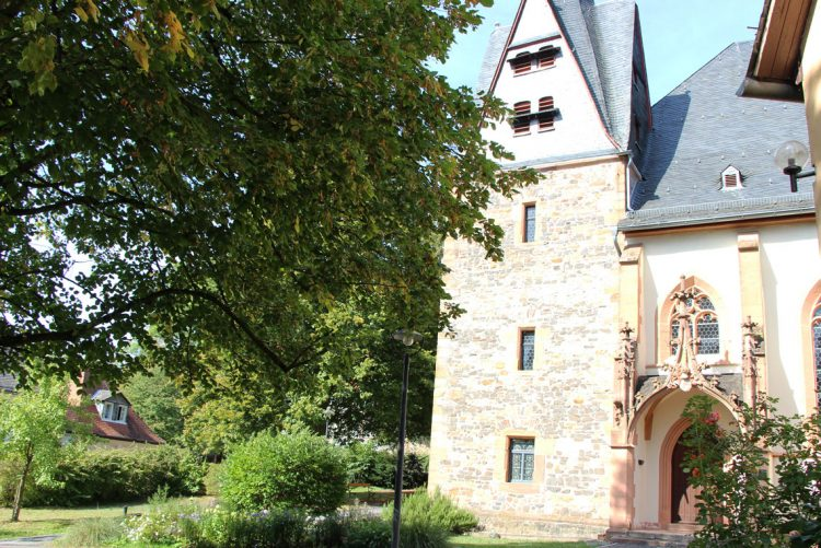 Marienkirche in Ortenberg
