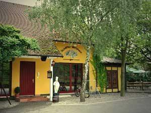 Schötter Restaurant bei Ferienhaus Naturliebe in Laubach Gonterskirchen bei Schotten im Vogelsberg, Hessen, Deutschland