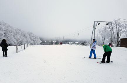 Skilifte Hoherodskopf Hessen Vogelsberg