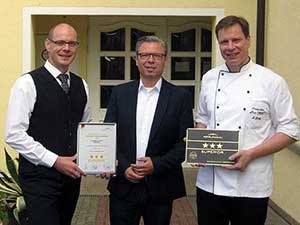 Zur Birke Restaurant bei Ferienhaus Naturliebe in Laubach Gonterskirchen bei Schotten im Vogelsberg, Hessen, Deutschland